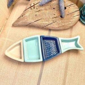 Ceramic fish dishes