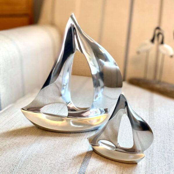 Metal Yacht Ornaments